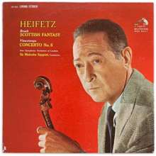 Henri Vieuxtemps (1820-1881): Violinkonzert Nr.5 (200g), LP