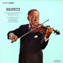 Miklos Rozsa (1907-1995): Violinkonzert op.24 (180g), LP
