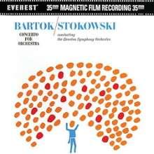 Bela Bartok (1881-1945): Konzert für Orchester (200g / 45rpm), 2 LPs