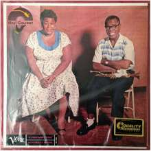 Louis Armstrong & Ella Fitzgerald: Ella And Louis (200g) (Limited Edition) (45 RPM), 2 LPs