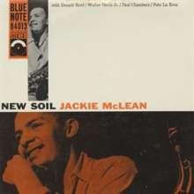 Jackie McLean (1931-2006): New Soil, Super Audio CD