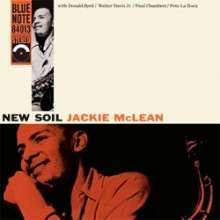 Jackie McLean (1931-2006): New Soil (180g) (Limited-Edition) (45 RPM), 2 LPs