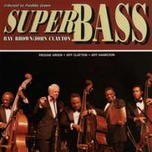 Ray Brown & John Clayton: Super Bass (200g) (Limited-Edition), LP