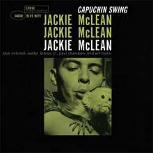 Jackie McLean (1931-2006): Capuchin Swing (180g) (Limited Numbered Edition) (45 RPM), 2 LPs