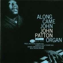 Big John Patton (1935-2002): Along Came John (180g) (Limited-Edition) (45 RPM), 2 LPs