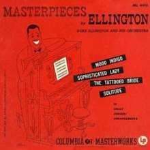 Duke Ellington (1899-1974): Masterpieces By Ellington (200g) (Limited Edition), LP