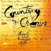Counting Crows: August And Everything After (200g) (Limited Edition) (45 RPM), 2 LPs