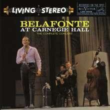 Harry Belafonte: At Carnegie Hall: The Complete Concert, 1 Super Audio CD und 1 CD