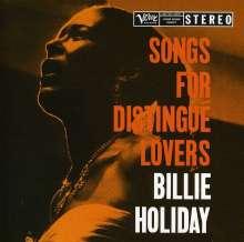 Billie Holiday (1915-1959): Songs For Distingué Lovers, SACD