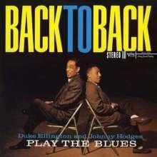 Duke Ellington & Johnny Hodges: Back To Back (200g) (Limited-Edition) (45 RPM), LP