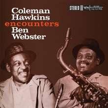 Coleman Hawkins & Ben Webster: Encounters Ben Webster (Hybrid-SACD), SACD