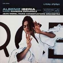 Isaac Albeniz (1860-1909): Iberia Suite (200g) (33rpm), 2 LPs