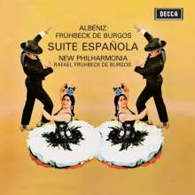 Isaac Albeniz (1860-1909): Suite Espanola, Super Audio CD