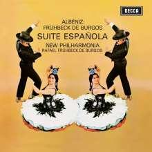Isaac Albeniz (1860-1909): Suite Espanola, SACD