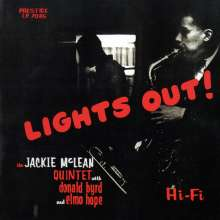 Jackie McLean (1931-2006): Lights Out (Hybrid-SACD), Super Audio CD
