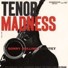 Sonny Rollins (geb. 1930): Tenor Madness (200g) (Limited-Edition), LP