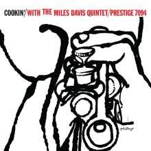 Miles Davis (1926-1991): Cookin' With The Miles Davis Quintet (Hybrid-SACD), Super Audio CD