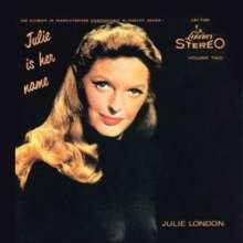 Julie London: Julie Is Her Name Vol. 2 (200g) (Limited Edition), LP