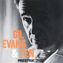 Gil Evans (1912-1988): Gil Evans & Ten (200g) (Limited-Numbered-Edition), LP