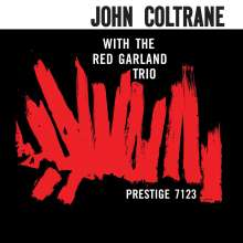 John Coltrane & Red Garland: With The Red Garland Trio (Hybrid-SACD) (Mono), SACD