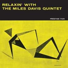 Miles Davis (1926-1991): Relaxin' With The Miles Davis Quintet (Hybrid-SACD) (Mono), Super Audio CD