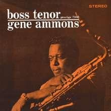 Gene Ammons (1925-1974): Boss Tenor (200g) (Limited-Edition), LP