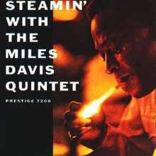 Miles Davis (1926-1991): Steamin' With The Miles Davis Quintet (Mono) (Hybrid-SACD), SACD
