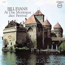 Bill Evans (Piano) (1929-1980): At The Montreux Jazz Festival (200g) (Limited Edition) (45 RPM), 2 LPs