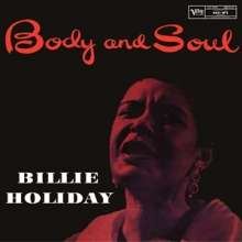 Billie Holiday (1915-1959): Body And Soul, Super Audio CD