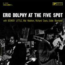 Eric Dolphy (1928-1964): At The Five Spot (Hybrid-SACD), SACD