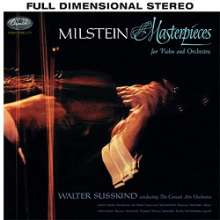 Nathan Milstein - Masterpieces for Violin and Orchestra (200g / 33rpm), LP