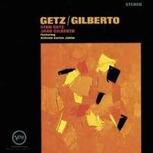Stan Getz & João Gilberto: Getz / Gilberto (180g) (Limited Edition) (45 RPM), 2 LPs