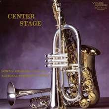 National Symphonic Winds - Center Stage (180g), LP