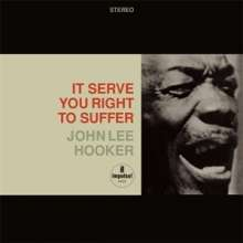 John Lee Hooker: It Serve You Right To Suffer, SACD