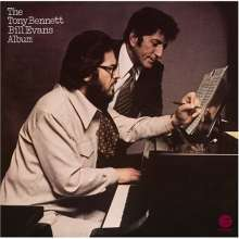 Tony Bennett & Bill Evans: The Tony Bennett/ Bill Evans Album (Limited Edition) (45 RPM), 2 LPs