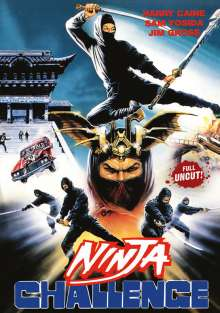 Ninja Challenge, DVD
