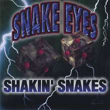 Shakin Snakes: Snake Eyes, CD