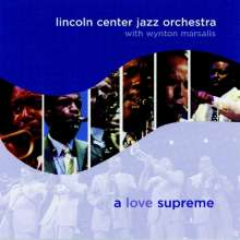 Jazz At Lincoln Center Orchestra: Love Supreme, CD