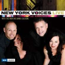 New York Voices: Live with the WDR Big Band Cologne, CD