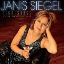 Janis Siegel: Night Songs, CD