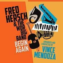 Fred Hersch (geb. 1955): Begin Again, CD