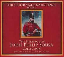 John Philip Sousa (1854-1932): The Heritage of John Philip Sousa Collection, 18 CDs