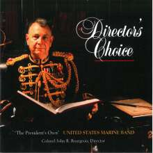 """United States Marine Band """"The President's Own"""" - Director's Choice, CD"""