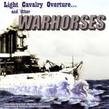 US Navy Band: Light Cavalry Overture & Other, CD