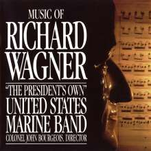 """United States Marine Band """"The President's Own"""": Music Of Richard Wagner, CD"""