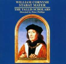William Cornysh (1465-1523): Stabat Mater, CD