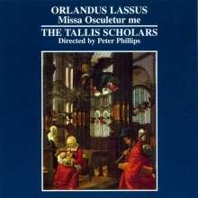 Orlando di Lasso (Lassus) (1532-1594): Missa Osculetur Me, CD