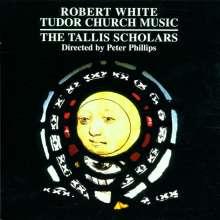 Robert White (1535-1574): Tudor Church Music, CD