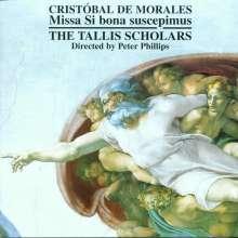 "Cristobal de Morales (1500-1553): Missa ""Si bona suscepimus"", CD"