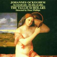 "Johannes Ockeghem (1430-1497): Missa ""De plus en plus"", CD"